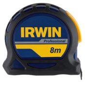 Mõõdulint 8m Irwin Professional