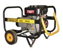 Generaator Ayerbe AY-6500 TX Diisel
